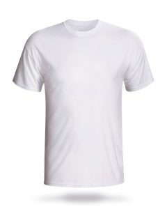 T Shirt White Front